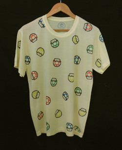 Camisa_Mario_mushroom